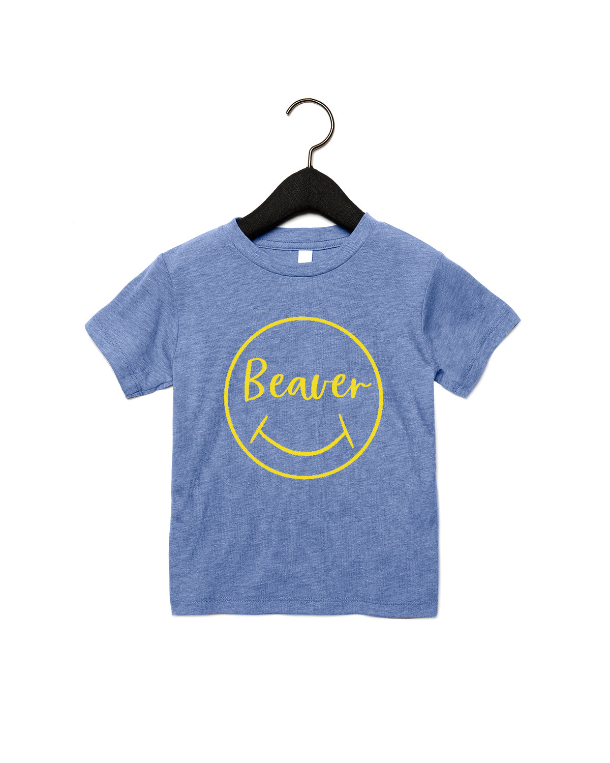 Toddler Beaver Smile Tee.
