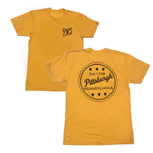 Pittsburgh Drink Local Tee