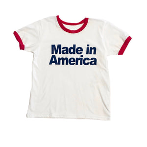 Youth Made in America Tee