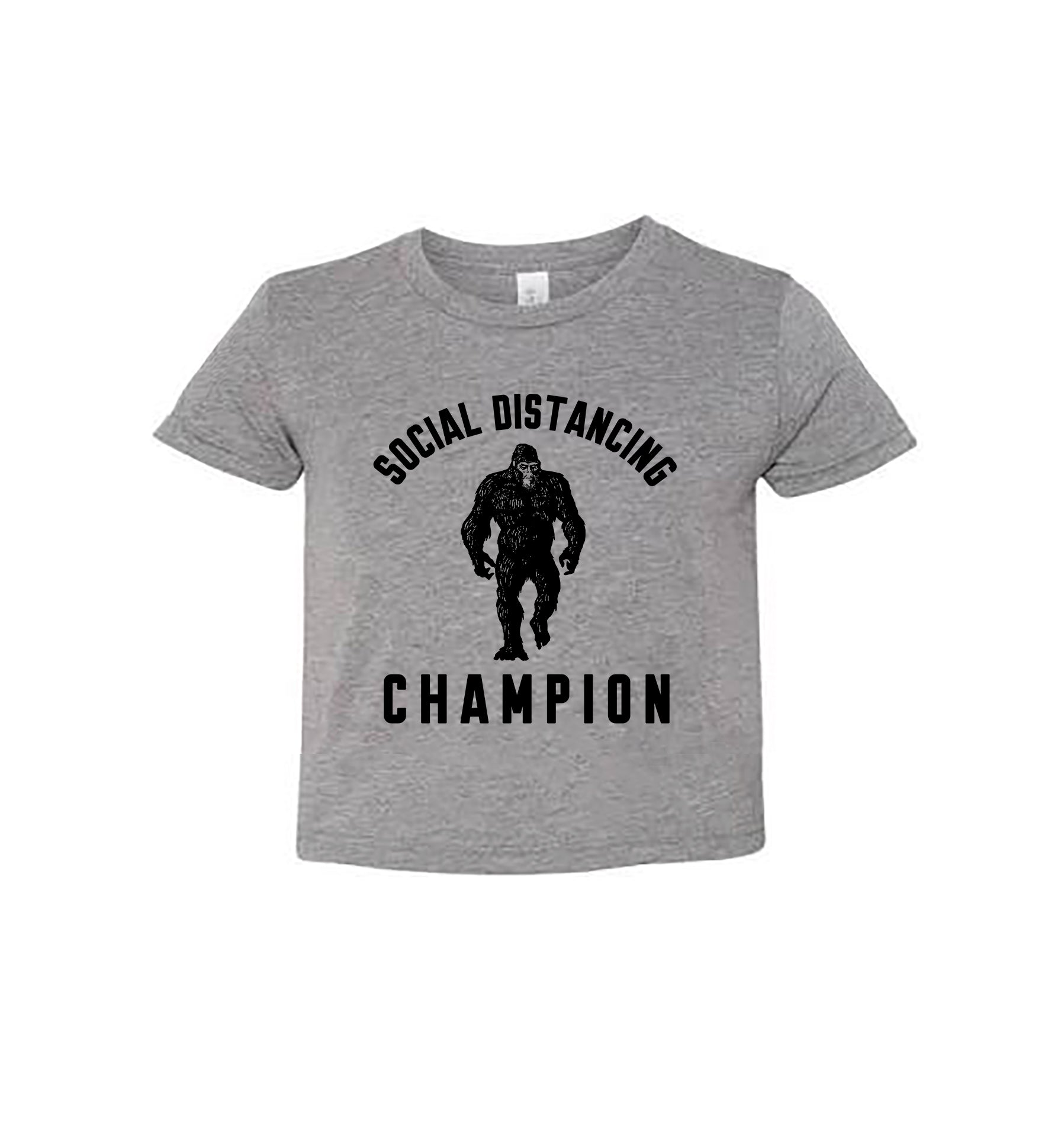 Infant Social Distancing Champion Tee.