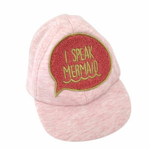 I Speak Mermaid Hat