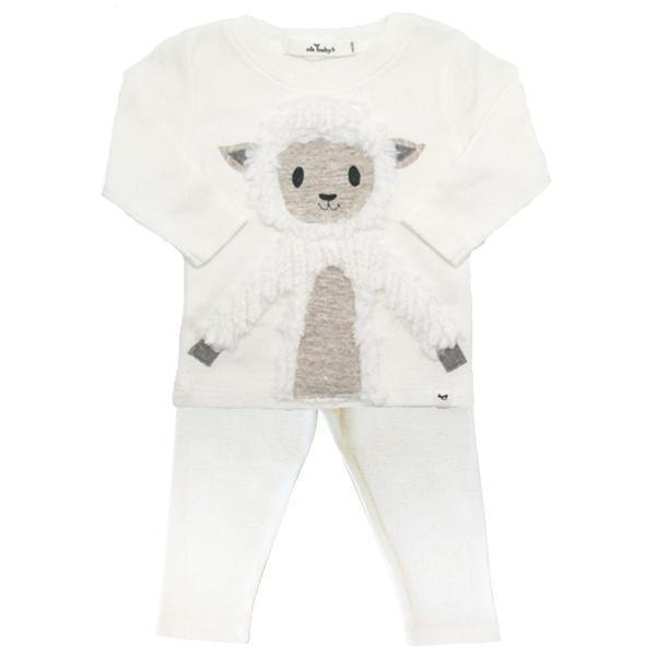 Lamby Lamb Two Piece Set