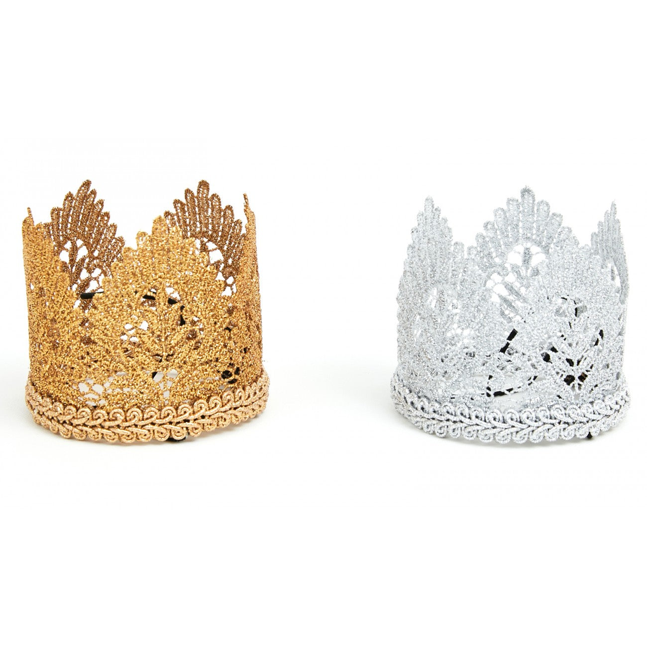 Hard Lace Crown