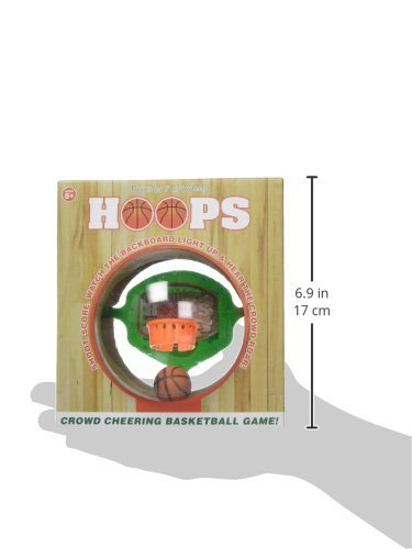Hoops Hand Held Basketball Family Game