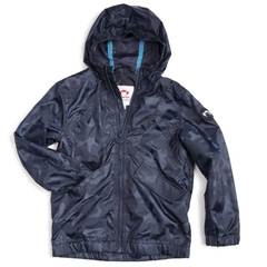 EXPEDITION WINDBREAKER - Navy Camo