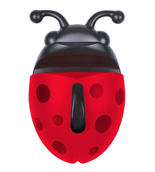 Boon Lady Bug Bath Time Storage Pod