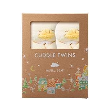 CUDDLE TWINS- YELLOW DUCK