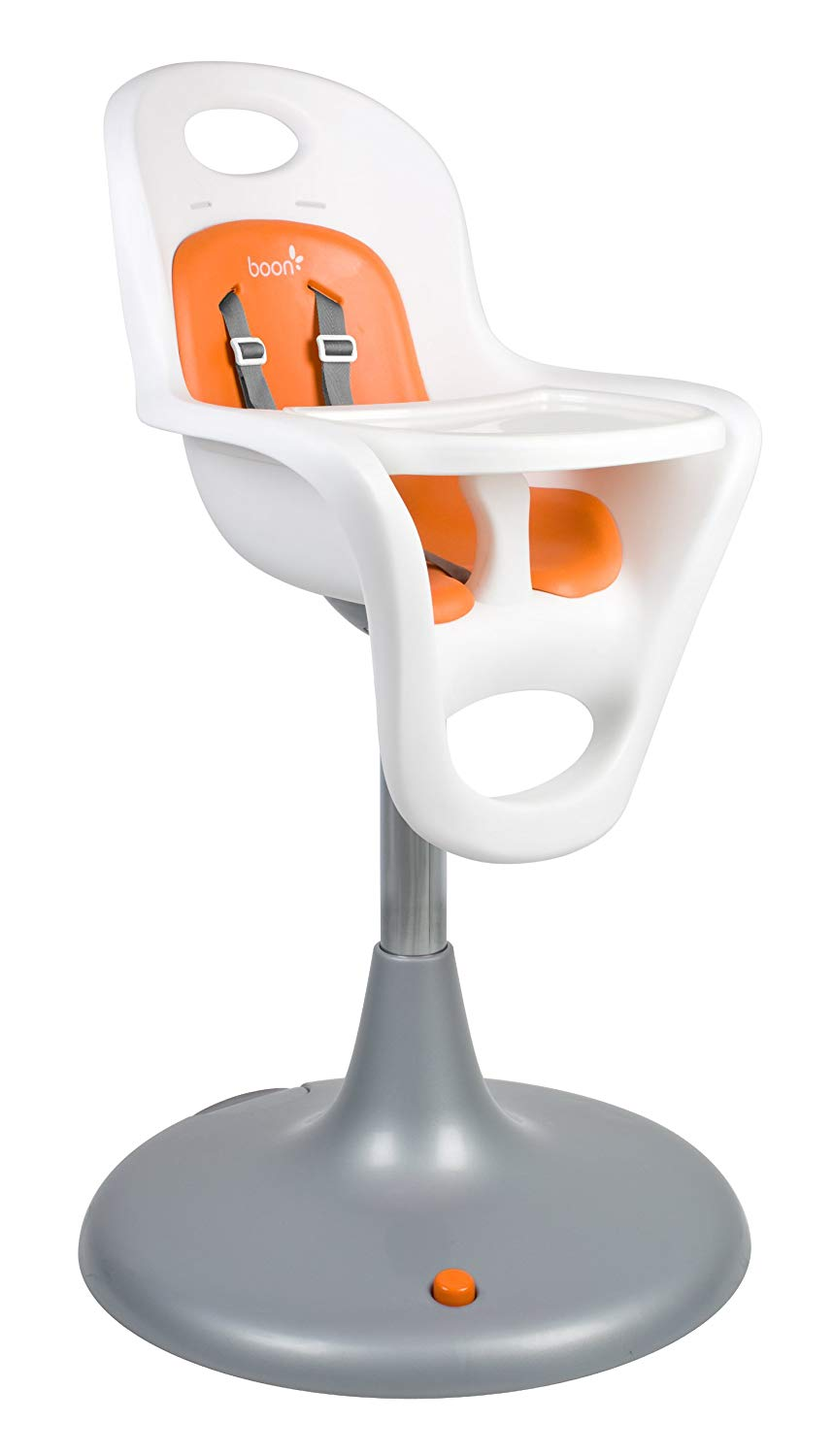 BOON FLAIR HIGHCHAIR-Orange/White