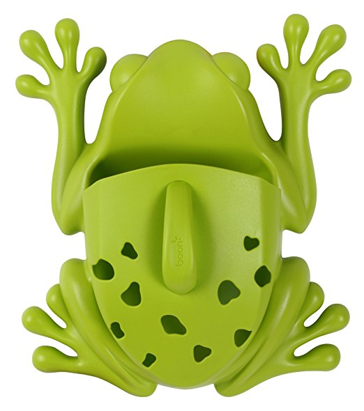 Boon Frog Bath Time Storage Pod