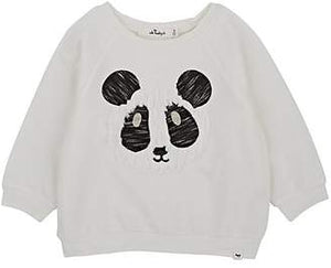 Brooklyn Boxy Pan Pan Face Sweatshirt