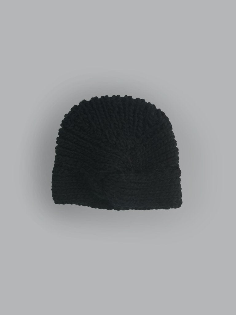 Turban Knit Hat