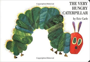 Hungry Caterpillar Small Book