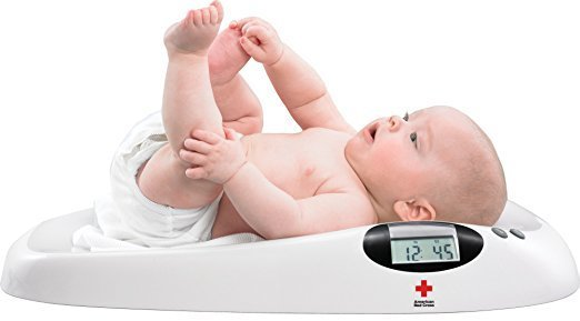 American Red Cross Soothing Baby Scale