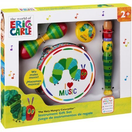 The Very Hungry Caterpillar Instrument Set