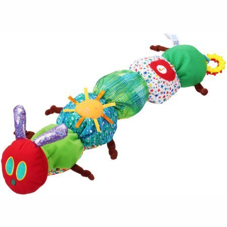 The Very Hungry Caterpillar Play Time Caterpillar Toy