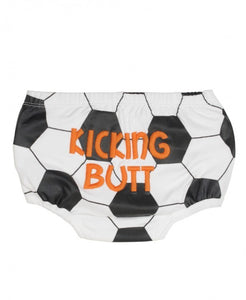 Soccer 'Kicking Butt' Bloomer
