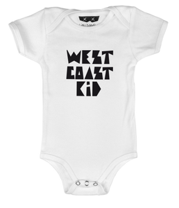 West Coast Kid Onesie