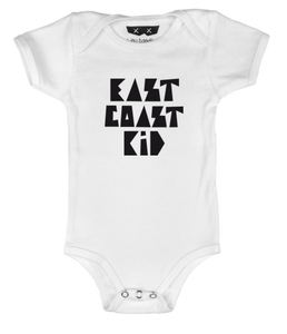East Coast Kid Onesie