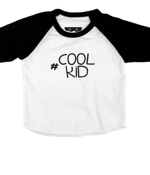 Hashtag Cool Kid Tee