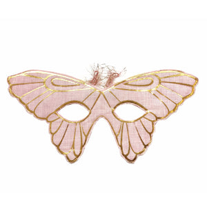Butterfly Pink Mask- Blush