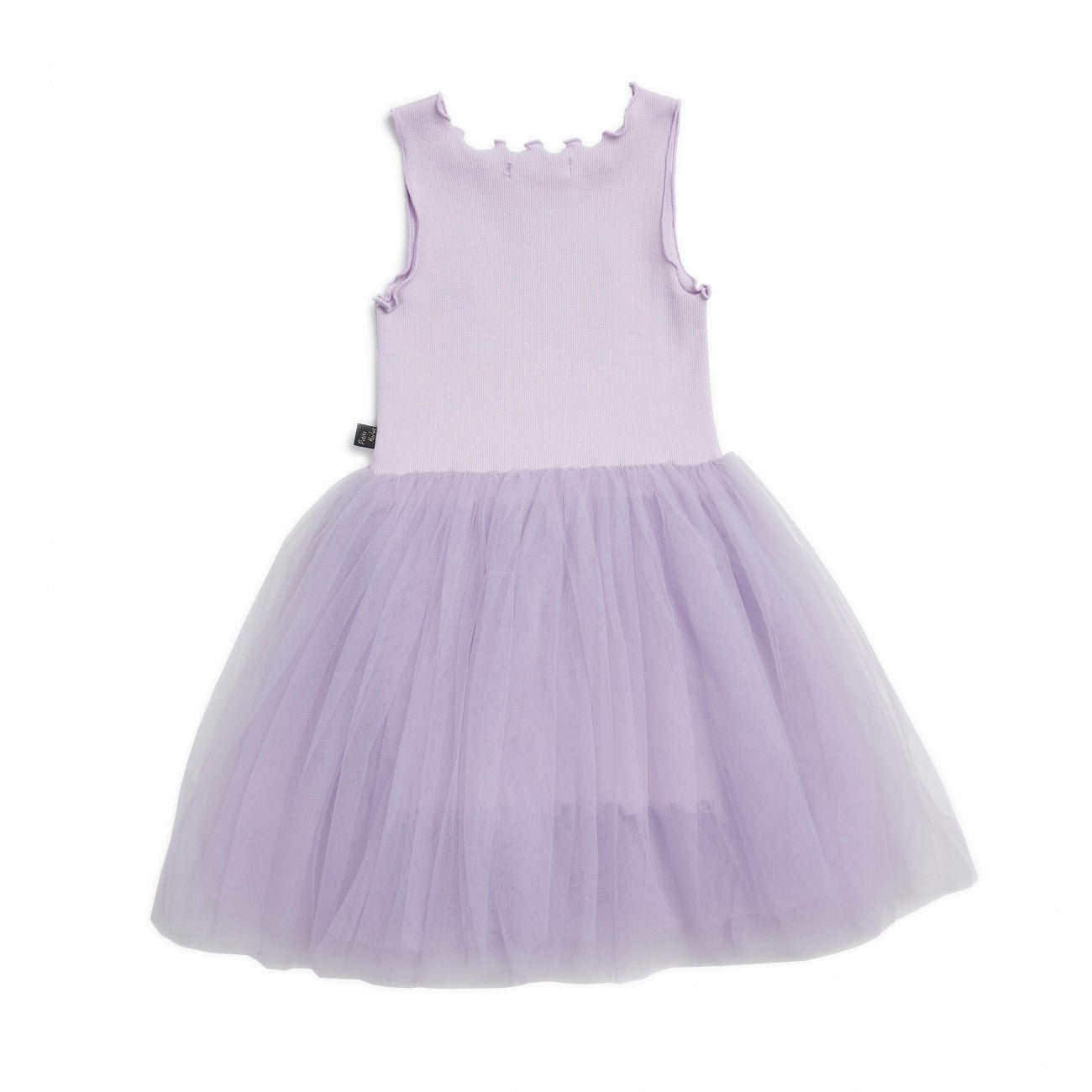 PH HEART TUTU DRESS - Lavender