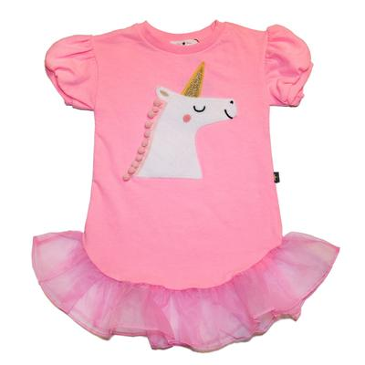 Unicorn Tutu Tulle Dress