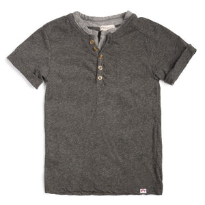 HILLTOP HENLEY - Charcoal Heather