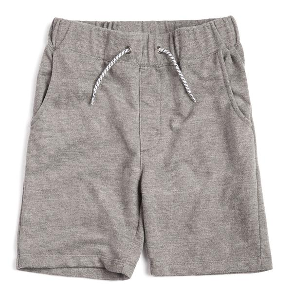 PRESTON SHORTS - Light Grey Heather