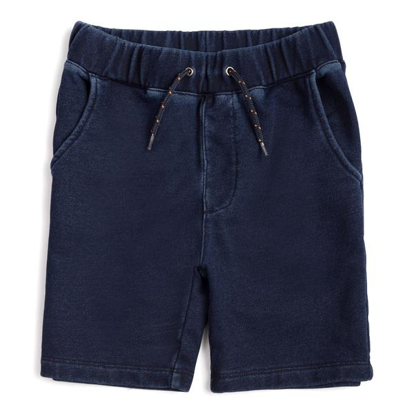 PRESTON SHORTS - Indigo