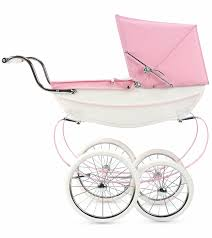 Chatsworth Rose Dolls Pram