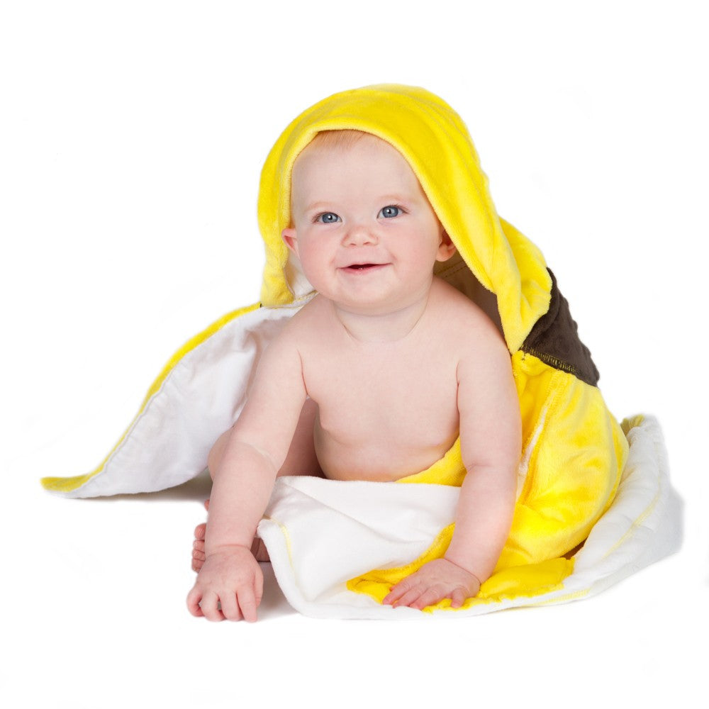 Plush Hooded Towel