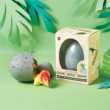 Mystery Growing Dino In Egg In Gift Box