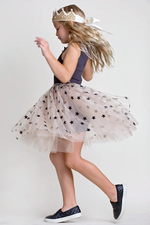 Sparkle Star Tutu Dress