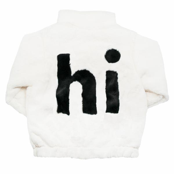 "Tahoe Slouch ""Hi"" Jacket (Mommy Size)"