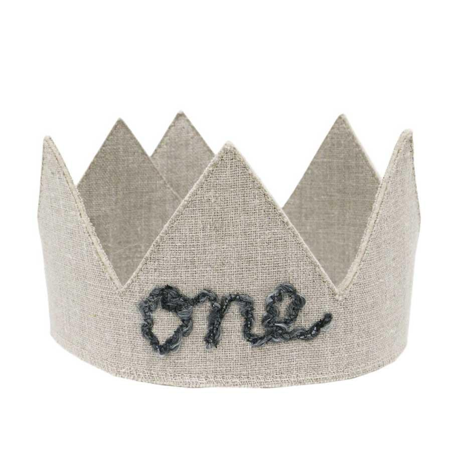 One Birthday Crown!