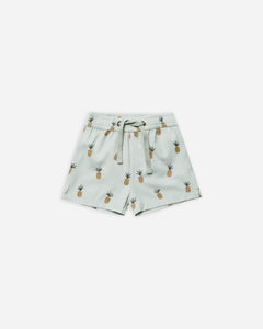 Pineapples Swim Trunks