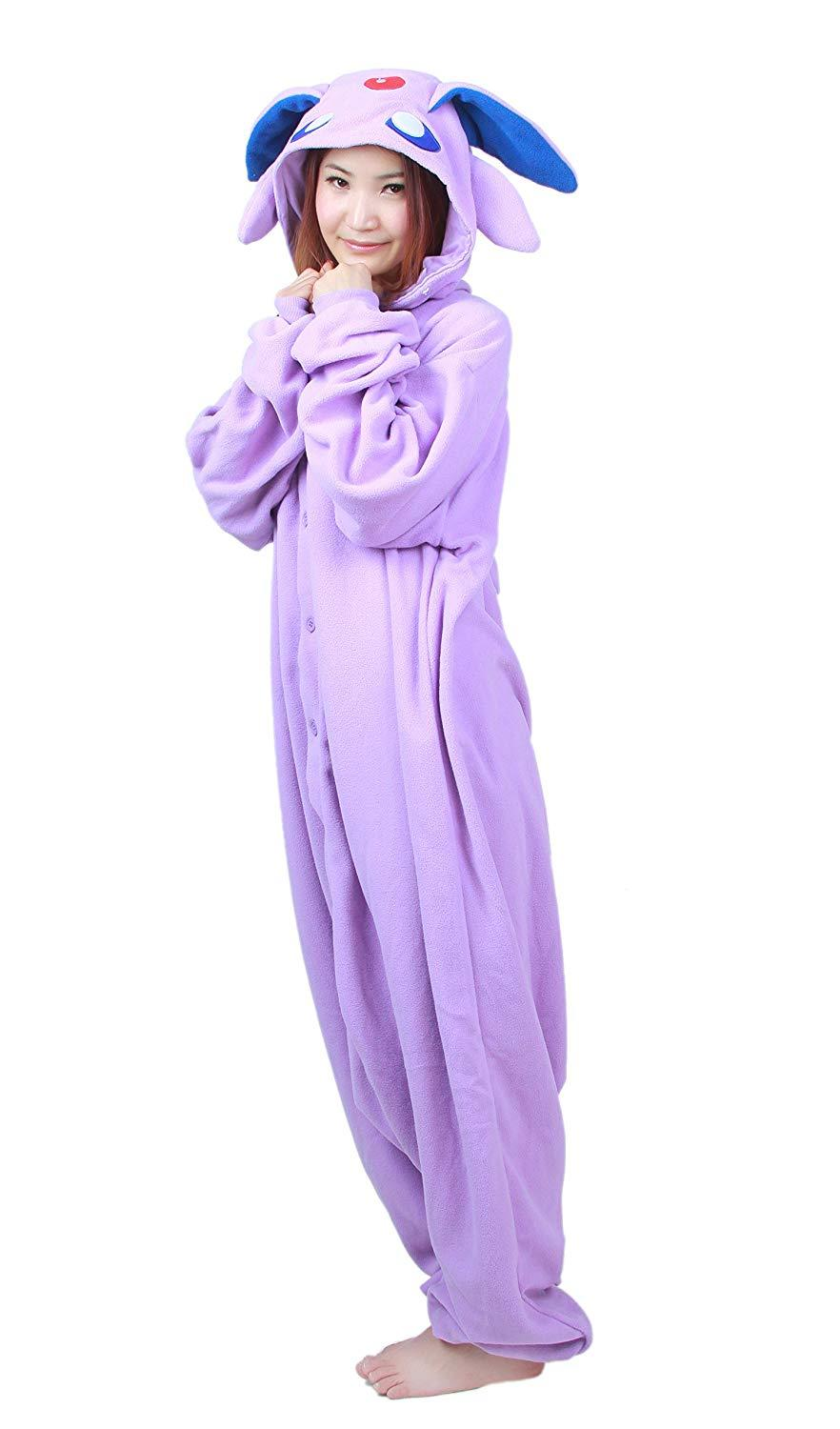 Espeon Onesie | Pokemon Onesie | Pokemon Pajamas