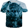 Game of Thrones T Shirt The White Walker Night King
