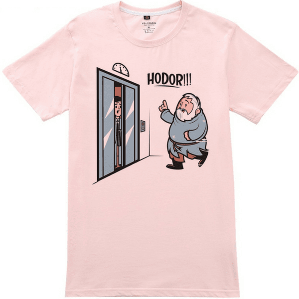 Game Of Thrones T Shirt - Hodor