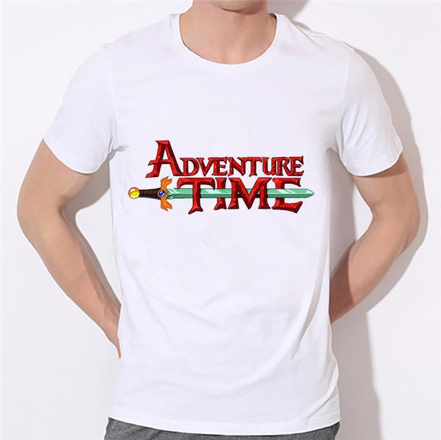 Adventure Time Logo T-Shirt