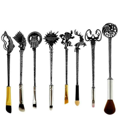 Game of Thrones make up brush
