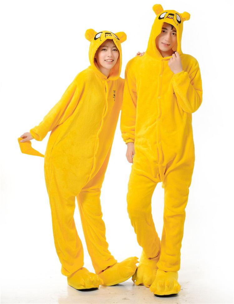 Adventure Time Onesies - Jacke and Finn