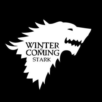 Game of Thrones Decal
