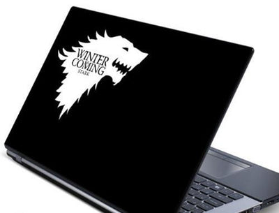 Game of Thrones Laptop Sticker