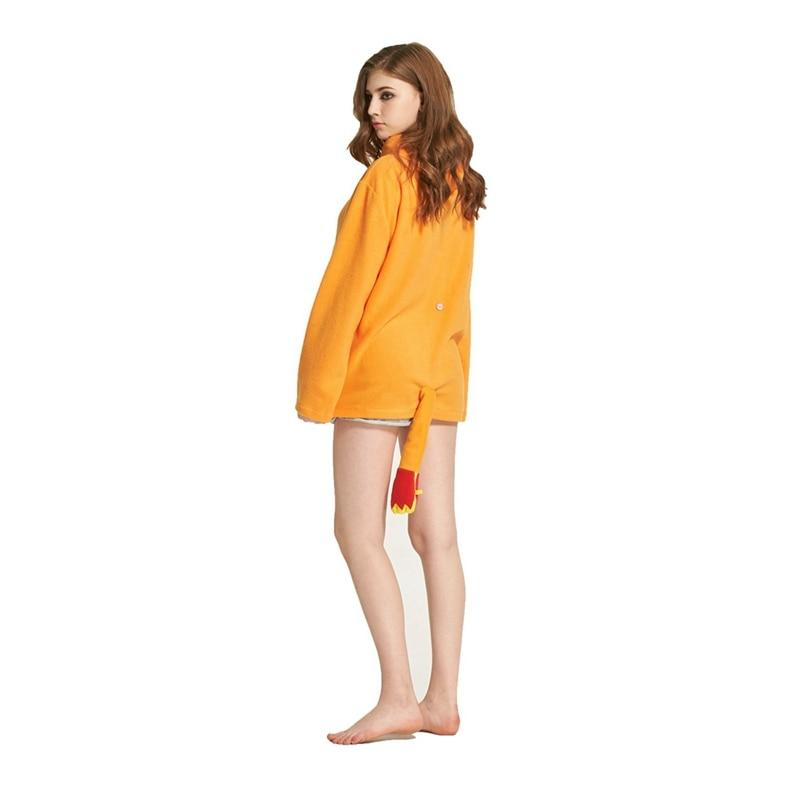 Womens Charmander Hoodie With Tail | Pokemon Hoodies