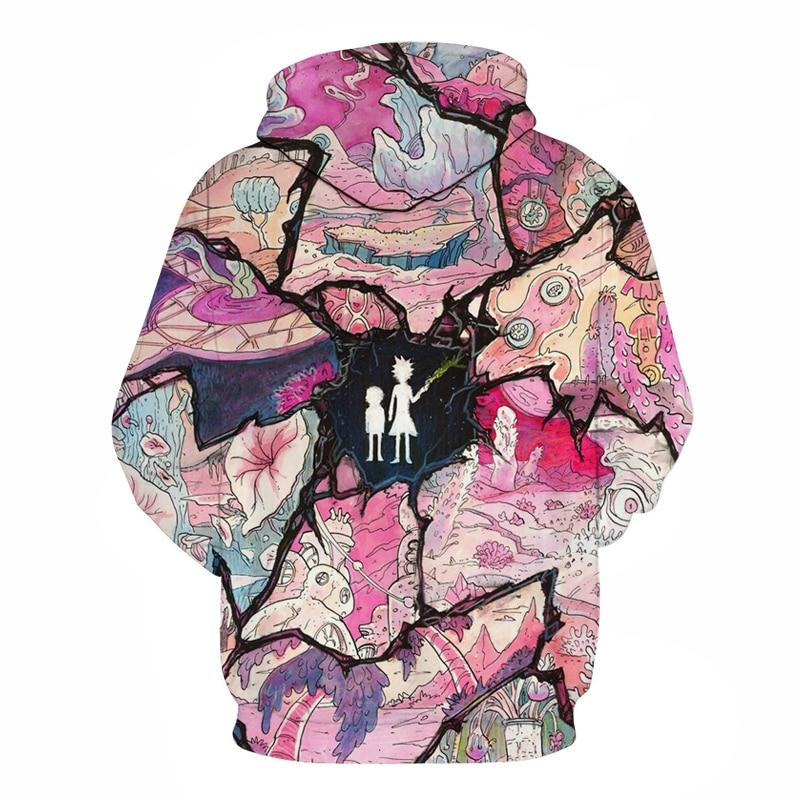 Psychedelic World Hoodie