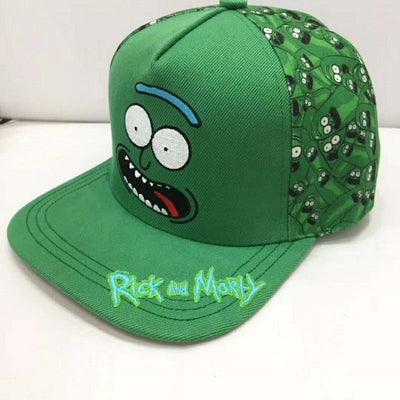 Pickle Rick hat