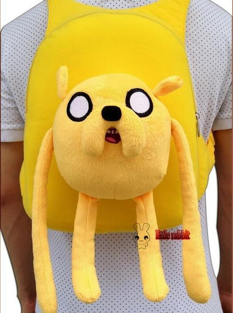Adventure Time Jake and Finn Backpack