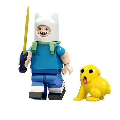 Adventure Time Toy Finn and Jake