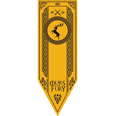 Game of Thrones House Banner
